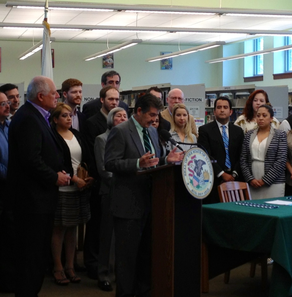 Latest News About Immigration Reform 2013: Expanding Access To The Polls