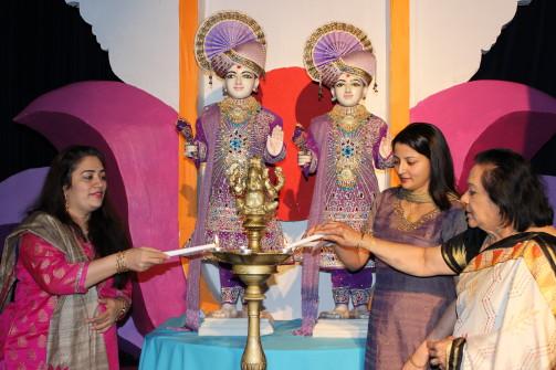 Deep Pragitya at Women's Conference 2015