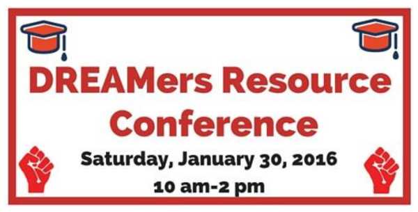 SAAPRI Participates in the DREAMers Resource Conference