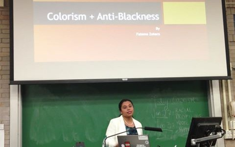 SAAPRI Speaks at Northwestern Series on Anti-Blackness in the South Asian American Community