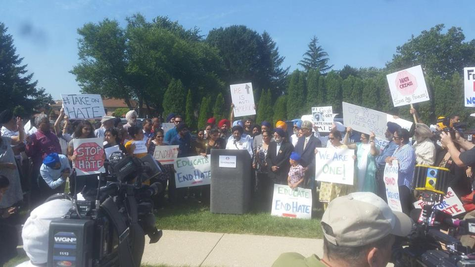 SAAPRI and Advancing Justice | Chicago Condemn Hate Crime Against Sikh Man