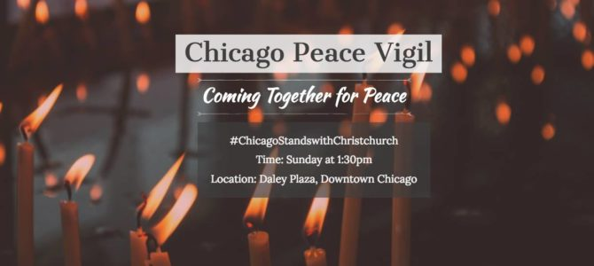 Commit to Fighting Hate with SAAPRI: Statement on Terror Attack at New Zealand Mosques & Chicago Peace Vigil